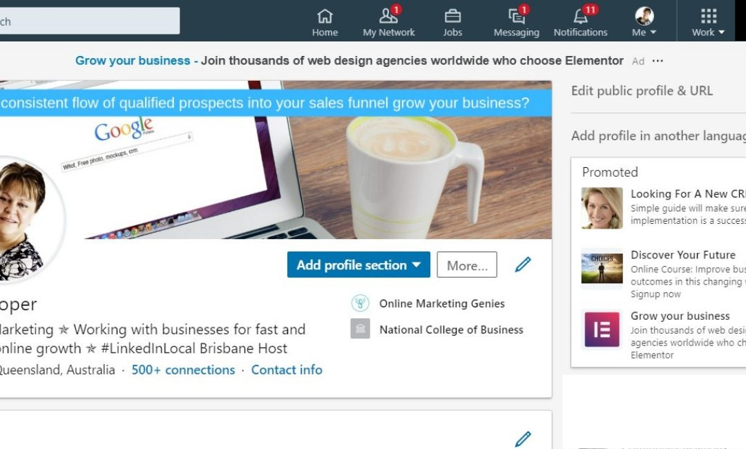 How To Implement A LinkedIn Process For Results